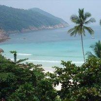 plaża w Malezji