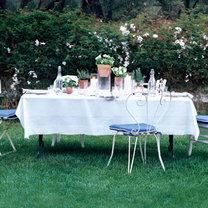 obiady w ogrodzie