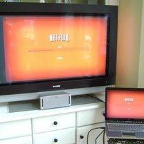 podłączenie komputera do tv