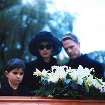 zasady ubierania się - pogrzeb