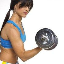 ćwiczenie bicepsu