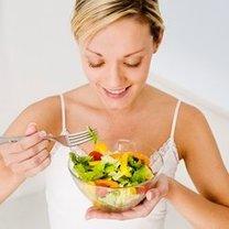 jedzenie warzyw