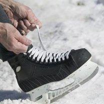 jazda na łyżwach - nauka