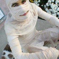 kostium Halloween - mumia