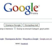 korzystanie z Google