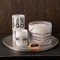 świeczki na Halloween
