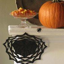 pajęczyna na Halloween 9