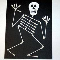 skończony szkieletor