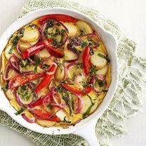 omlet hiszpański