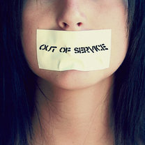 Strach przed mówieniem
