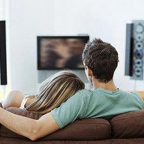 oglądanie tv po angielsku