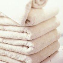 ciepły ręcznik
