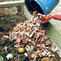 robienie kompostu