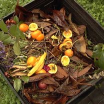 produkty na kompost