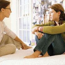 rozmowa z rodzicem