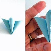 instrukcja wykonania bombki z papieru 2
