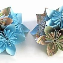 Dwie połówki kwiatka