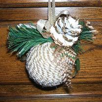 stroik bożonarodzeniowy