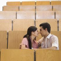 pierwszy pocałunek - krok 1