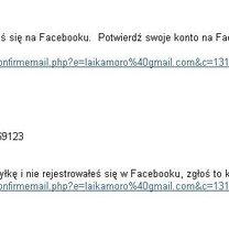 zakładanie konta na Facebooku