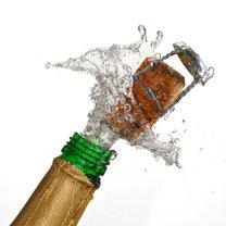 otwarcie szampana