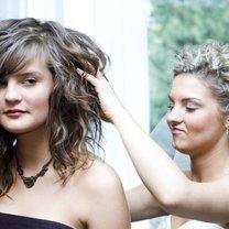 fryzura ślubna, fryzury ślubne, upięcia ślubne