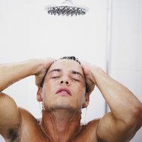 naprzemienne prysznice