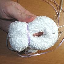królik z ręcznika 8