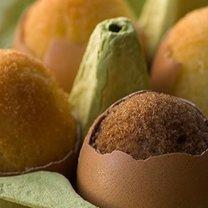 ciasto wielkanocne - jajka