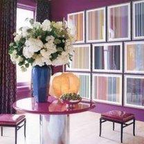 Fioletowy pokój