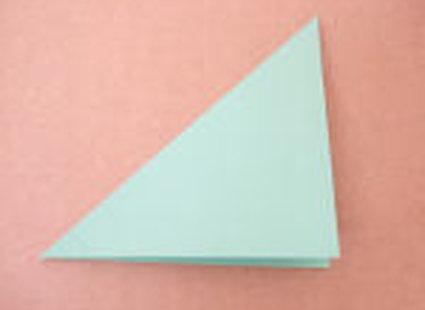 choinka origami 2