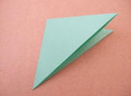 choinka origami 3