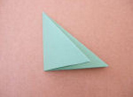 choinka origami 4