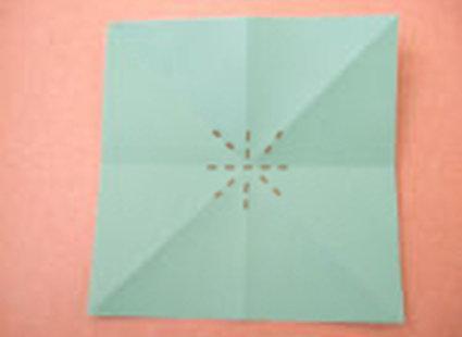 choinka origami 5