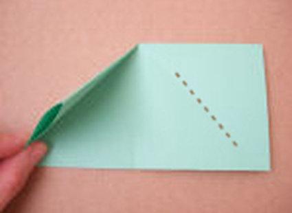 choinka origami 7