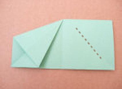 choinka origami 9