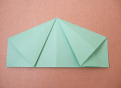choinka origami 10