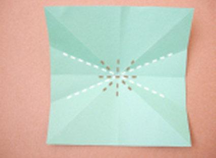 choinka origami 11