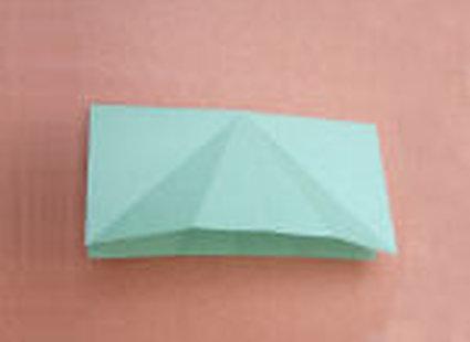 choinka origami 12