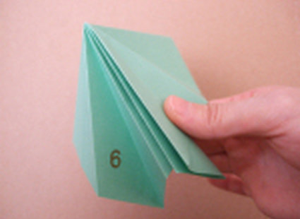 choinka origami 19
