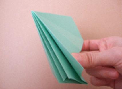 choinka origami 20