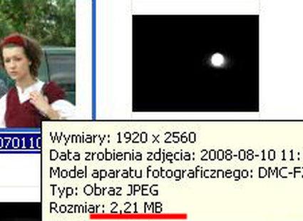 zmiana rozdzielczości zdjęć