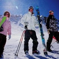odzież na narty i snowboard