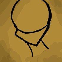 rysowanie twarzy postaci - krok 1.