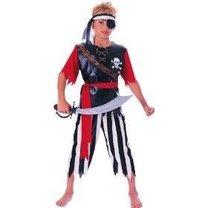 kostium pirata dla dziecka