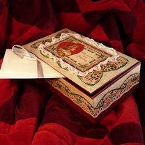 szkatułka na listy miłosne