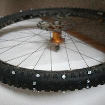 opony na rower zimowe