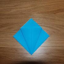 robienie lilii origami 5