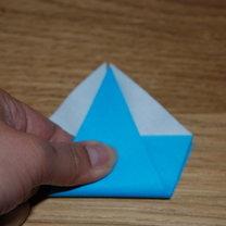 robienie lilii origami 8
