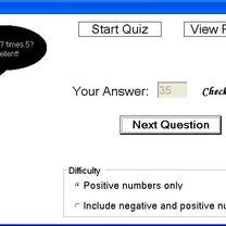 Math Quizzer